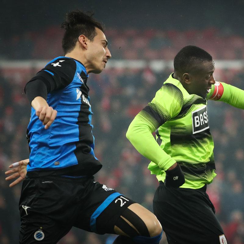 Speeldag 28: Vierde en laatste clash tussen Standard en Club Brugge?
