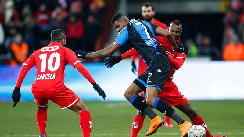 Standard - Club Brugge