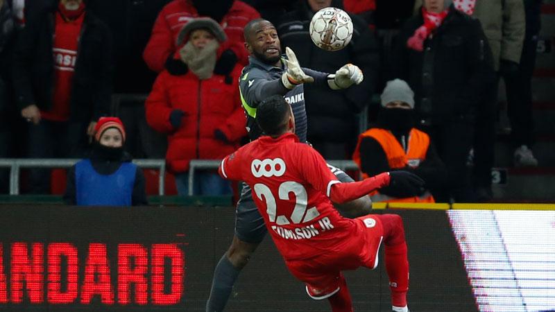 Club pakt een puntje in Luik