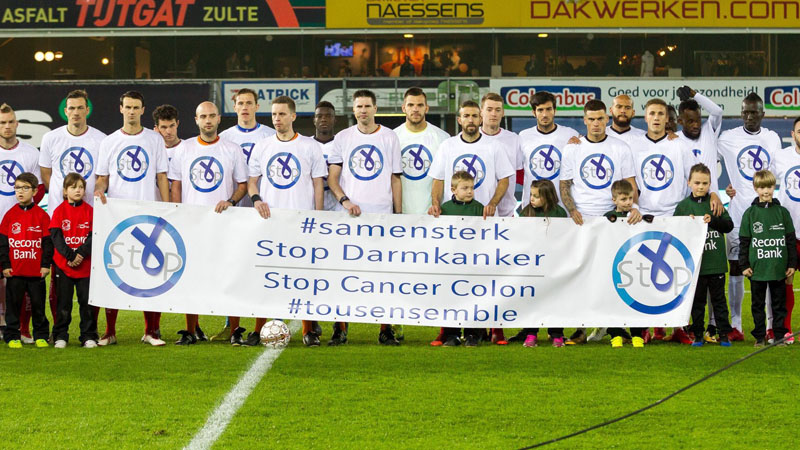 Ensemble contre le cancer du colon ce week-end aussi ! (VIDEO)