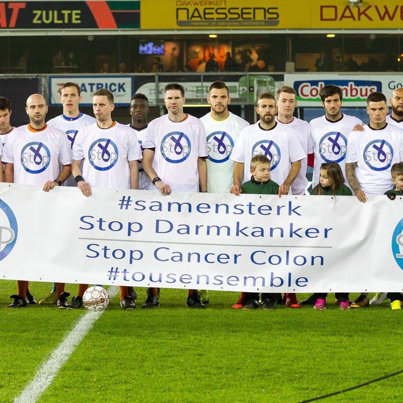 Ensemble contre le cancer du colon ce week-end aussi ! (VIDEO)