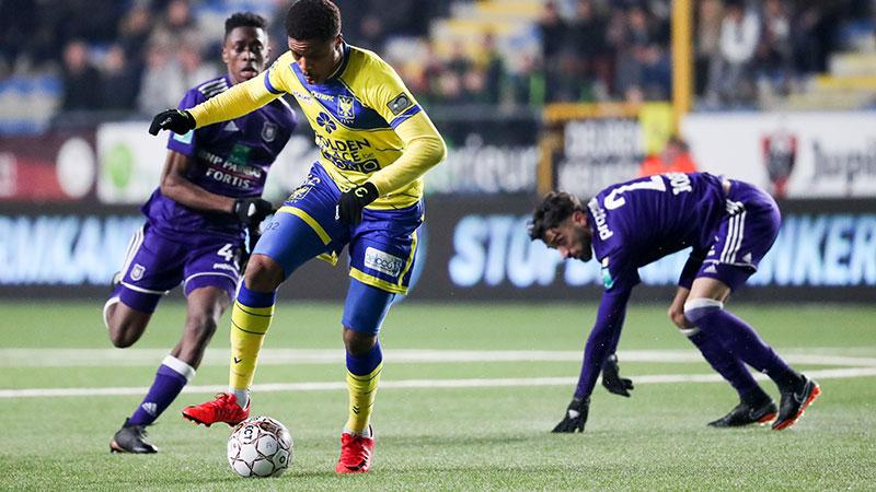 Samenvatting STVV - Anderlecht
