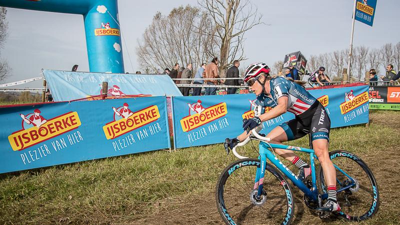 DVV Verzekeringen Trofee 2017-2018: IJsboerke Ladies Trophy