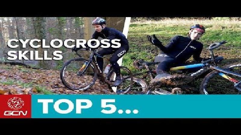 Top 5 belangrijkste cyclocrossvaardigheden (VIDEO)