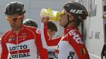 Nieuwe HJC-helmen beschermen renners van Lotto Soudal