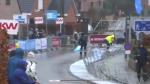 VIDEO: Dat ging maar net goed voor Van der Poel in Otegem
