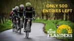 Twijfelaars opgelet: We Ride Flanders bijna volzet!