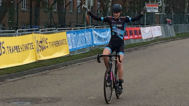 Bellens beste junior in Leuven