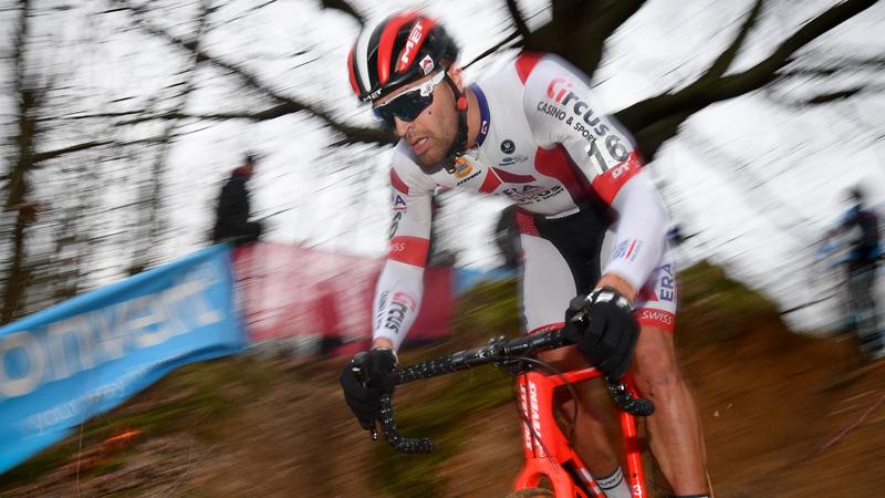 Bosmans wint tweede Kasteelcross op rij
