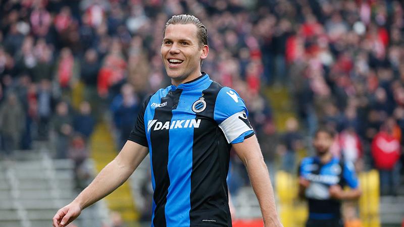 Vormer schenkt Club Brugge punt in absolute slotfase bij Antwerp