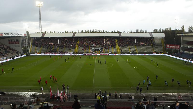 Feu vert pour la nouvelle tribune de l'Antwerp