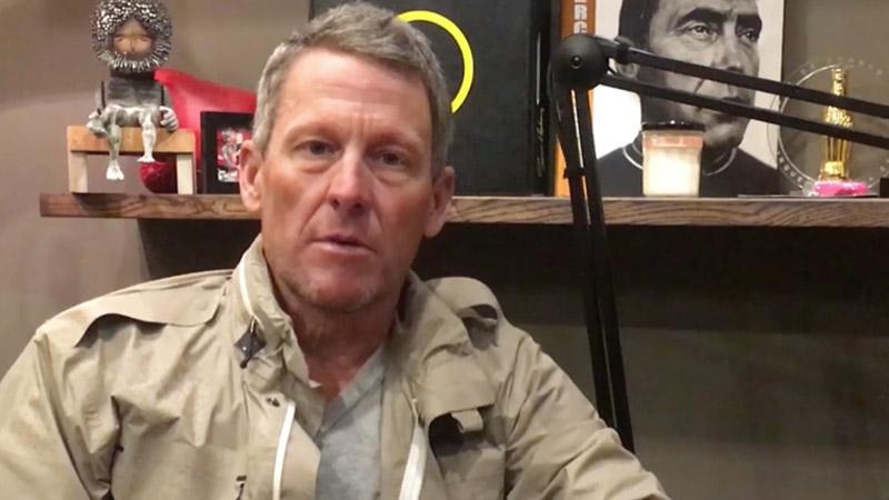 UCI-voorzitter schreef Armstrong brief om niet naar de Ronde te komen