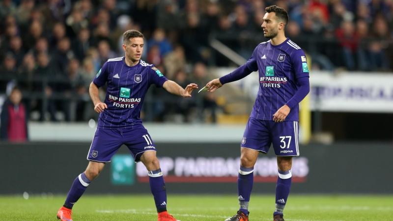 Anderlecht mist halve verdediging tegen Genk
