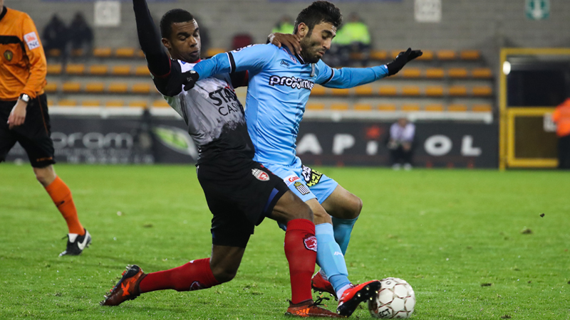 EN DIRECT 20h30: Charleroi - Mouscron