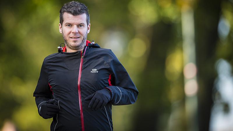 Wat eet een driesterrenchef in aanloop naar een marathon?
