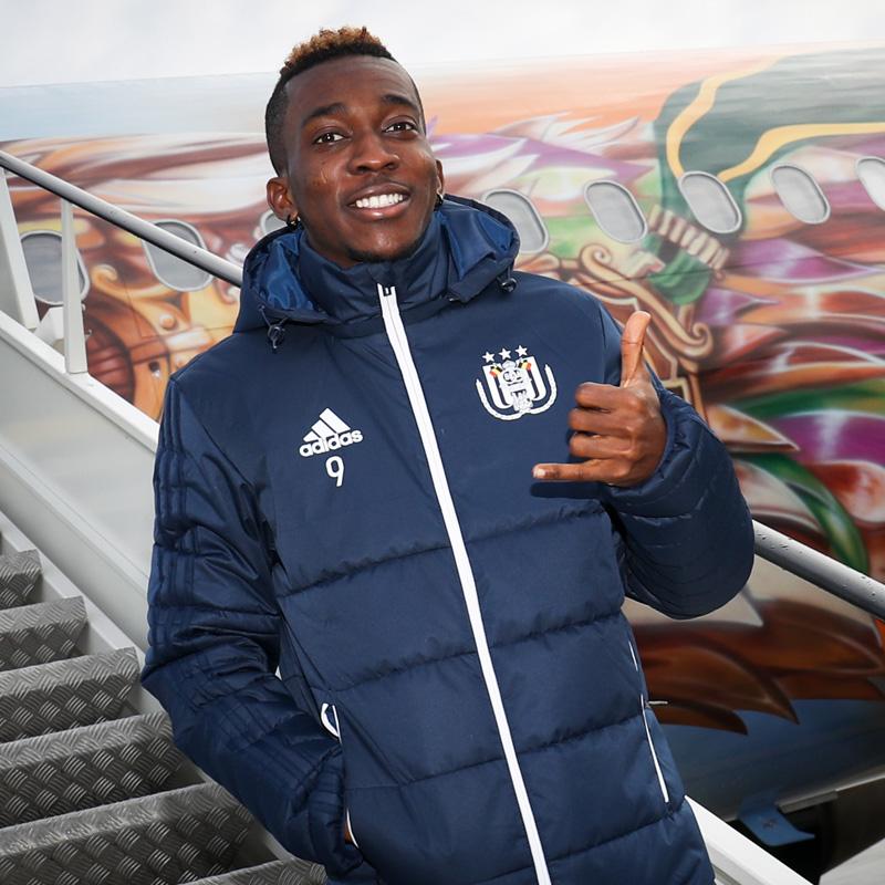 Onyekuru: 'Ik hoop er tijdens de play-offs te staan'