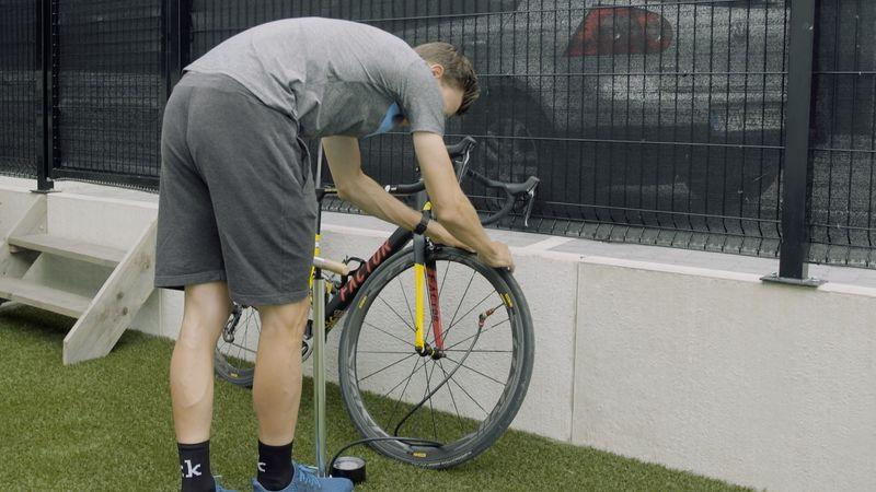 De Tour van Oli (1): 'Tijdens voorbereiding zoek ik optimale balans tussen training en rust'