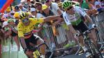 Van Avermaet: 'J'ai roulé pour le jaune'