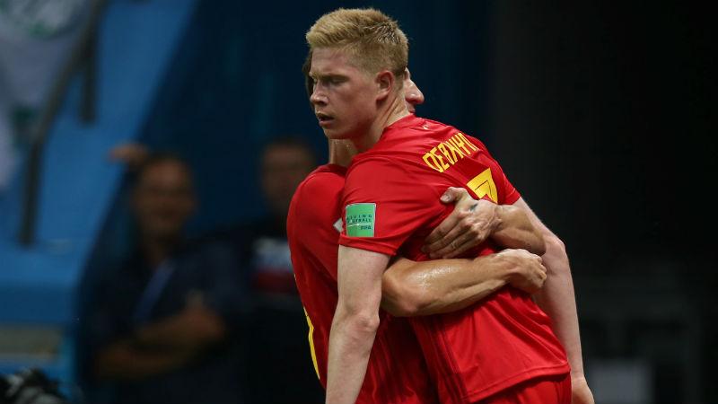 Brazilië - België