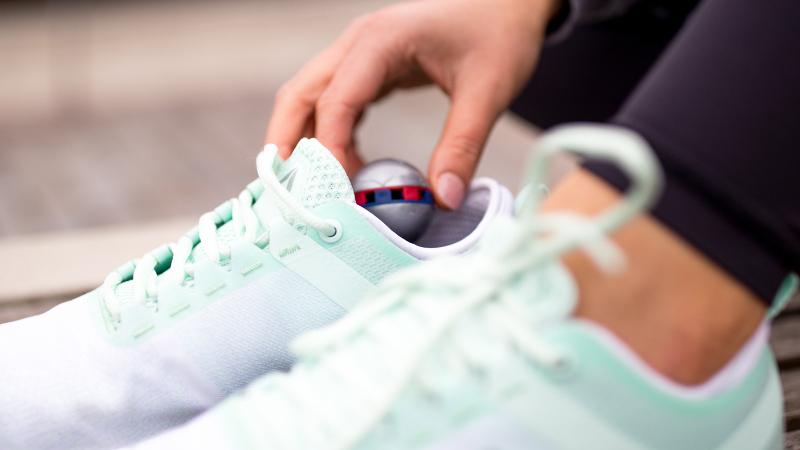 Nieuw: deoballetjes die je schoen langdurig verfrissen