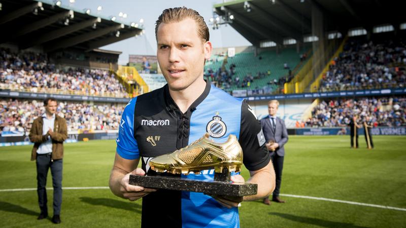Kapitein Vormer blijft Club Brugge trouw