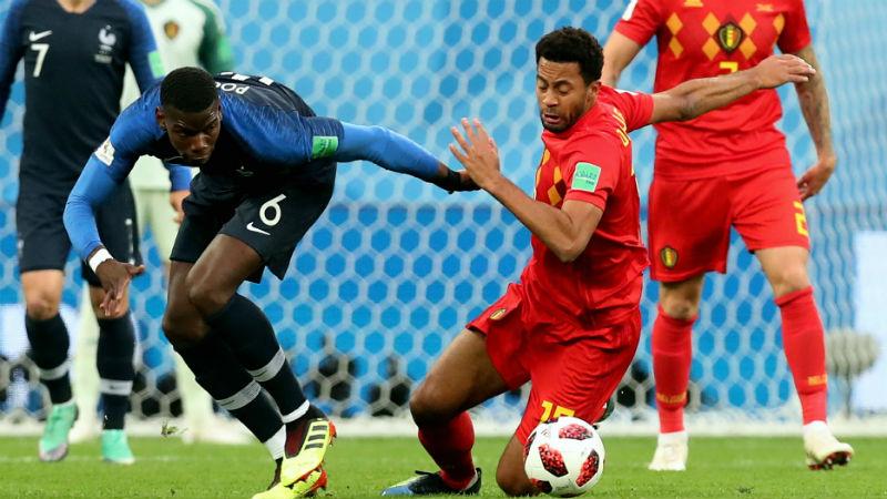 Frankrijk - België
