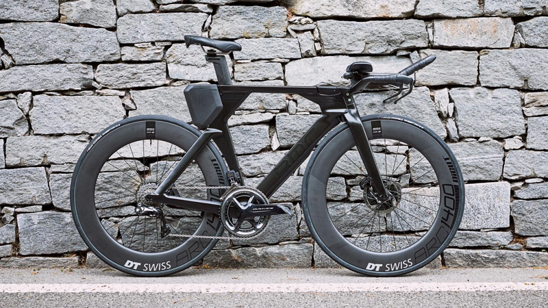 BMC kiest schijfremmen voor pure triatlonfiets