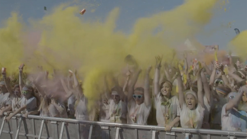 The Color Run Oostende - 2018 - Aftermovie