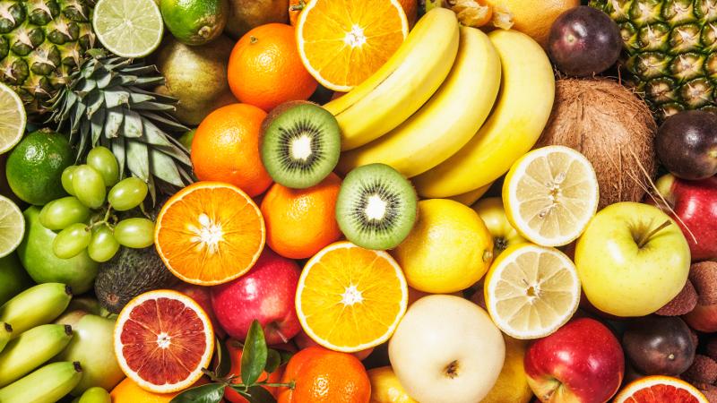 Optimale hydratatie met deze 5 soorten fruit rijk aan elektrolyten