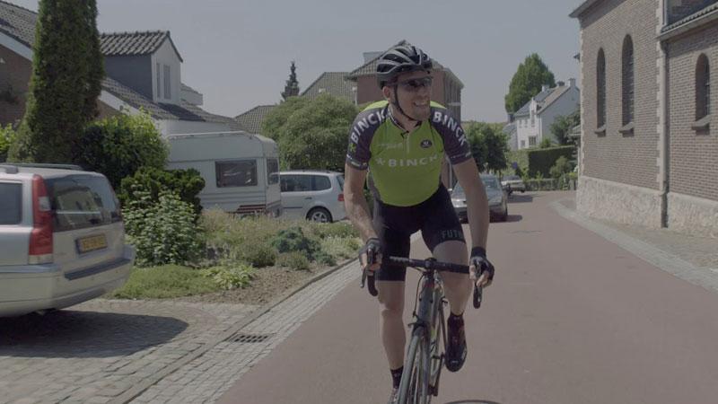 Tjallingii verkent rit die België met Nederland verbindt