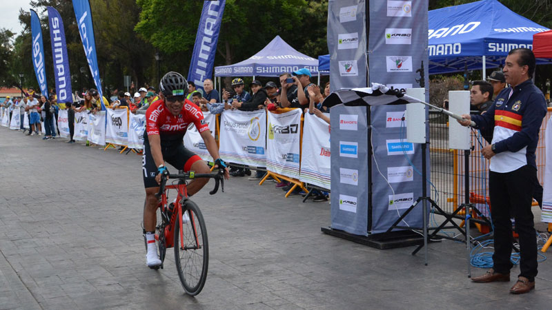 Mexicans and Costa-Ricans share victories in successful UCI San Luis Potosi