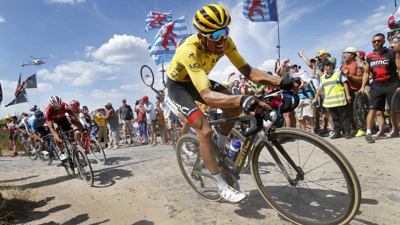 John Degenkolb dompte les pavés — Tour de France