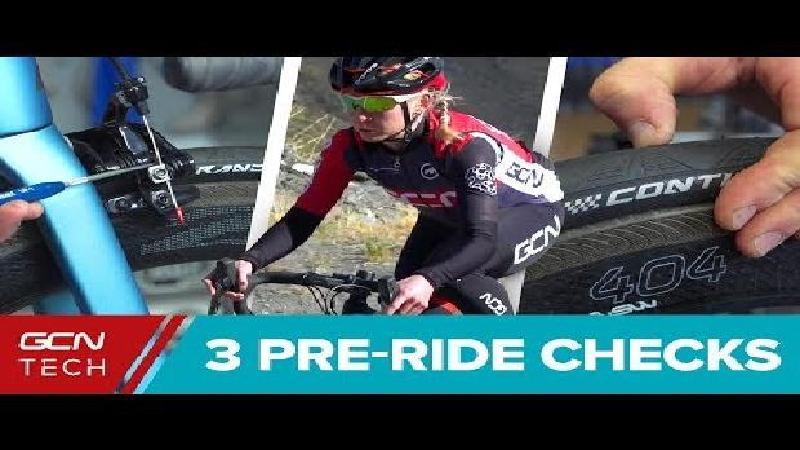 3 checks voor elke rit houden je pechvrij (VIDEO)