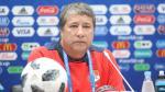 Le sélectionneur du Panama: 'On a de grands rêves, et on va tenter de les réaliser...'