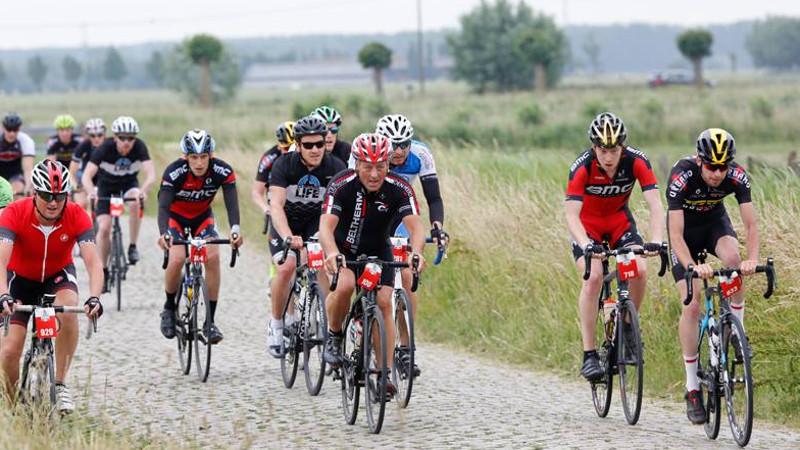Une météo idéale a attiré 1342 participants à Bruges