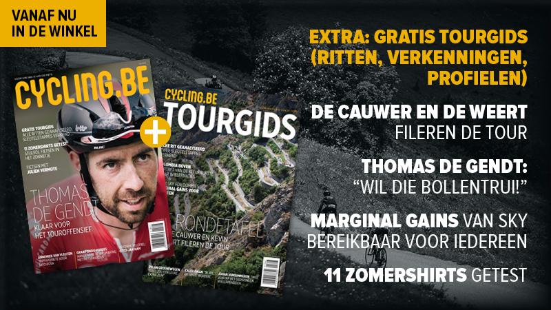De Ronde Tafel Weert.Nieuwe Cycling Be Magazine Met Gratis Tourgids De Gendt