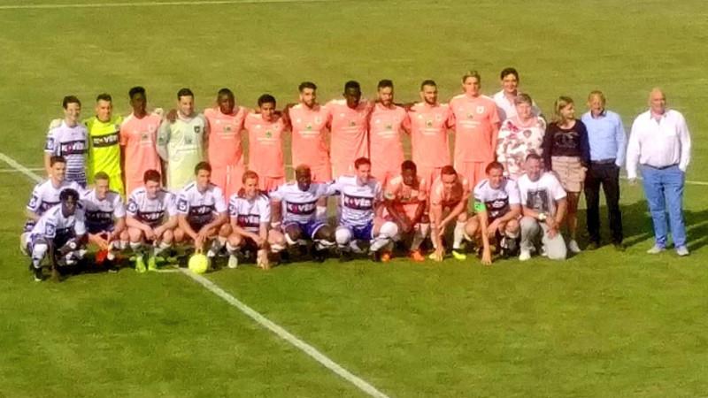 Anderlecht speelt gelijk tegen KSK Heist