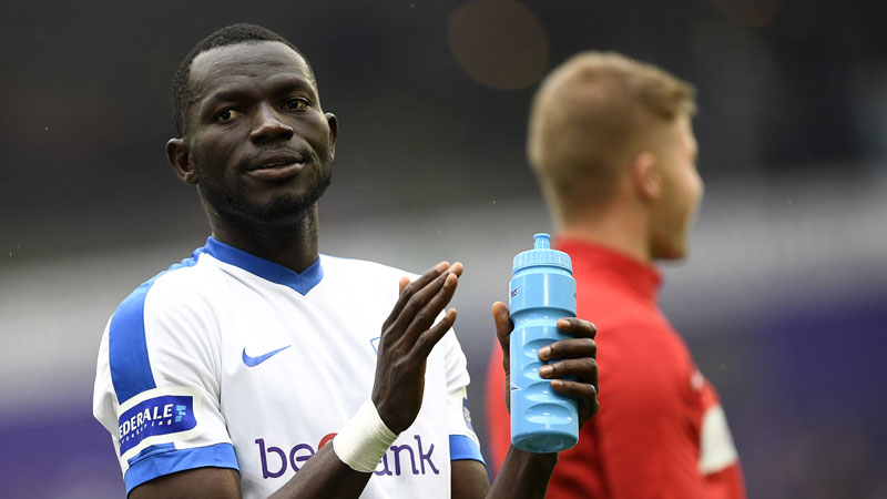Colley (Genk) rejoint la Serie A
