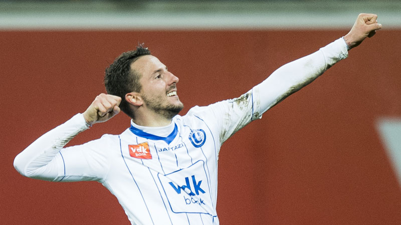 Milicevic de retour en Jupiler Pro League