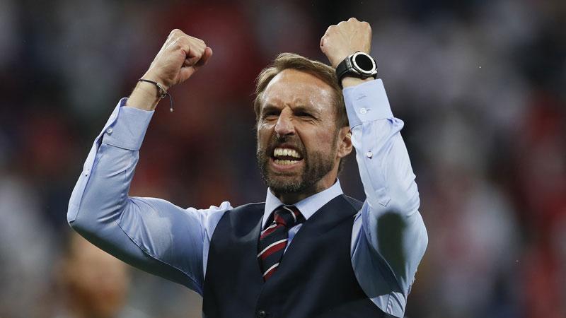 Looptocht levert Engelse bondscoach juichverbod op