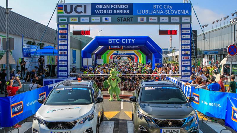 Marathon Franja continue de livrer un événement parfaitement organisé