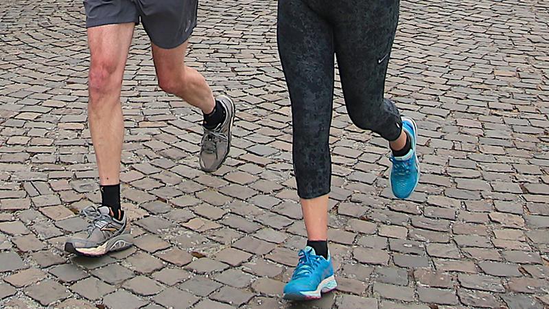 Nouveau: un parcours permanent de marathon à Herentals