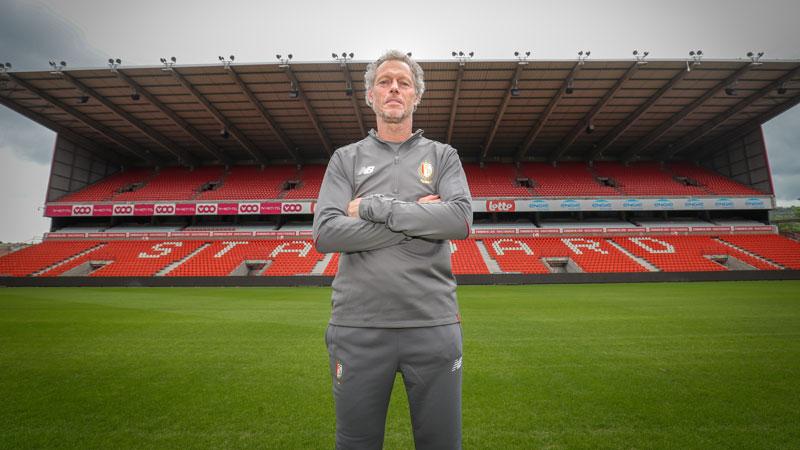 Preud'homme: 'Ik zal nooit bondscoach worden'