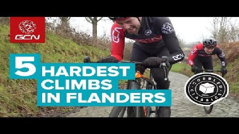 Zijn dit de 5 zwaarste Vlaamse kasseihellingen? (VIDEO)