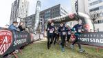 Gros succès pour le CittA Antwerp Urban Trail