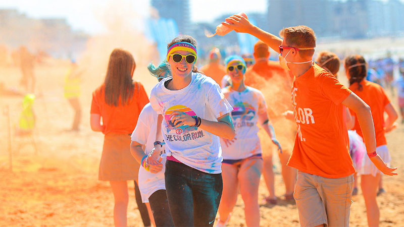 The Color Run Oostende - 2017 - Aftermovie
