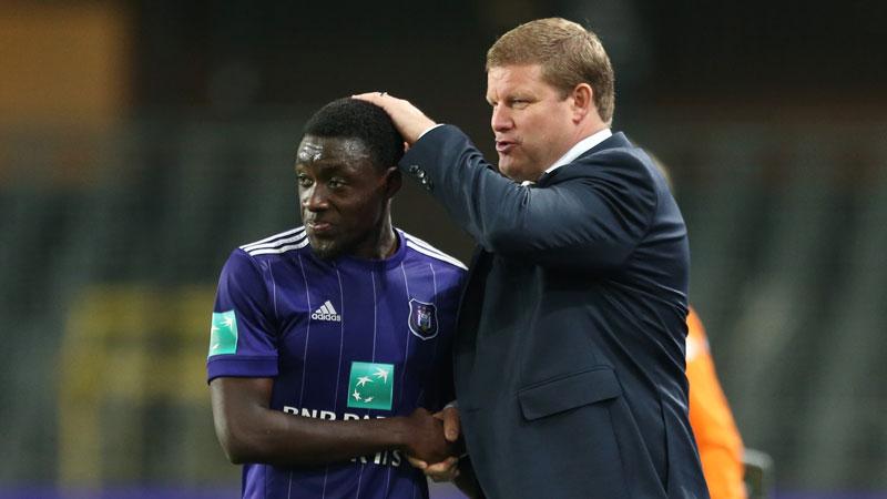 Anderlecht kan niet meer op Appiah rekenen