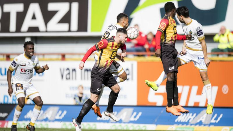 KV Mechelen - Waasland-Beveren