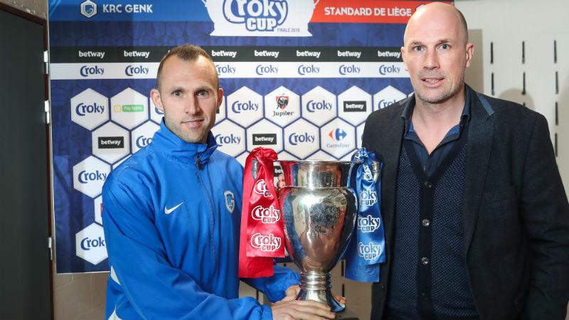 Clement: 'Hopelijk laat het veld ons toe ons spel te spelen'