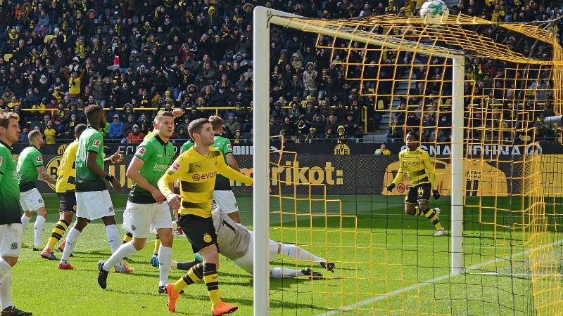 Batshuayi encore décisif — Dortmund